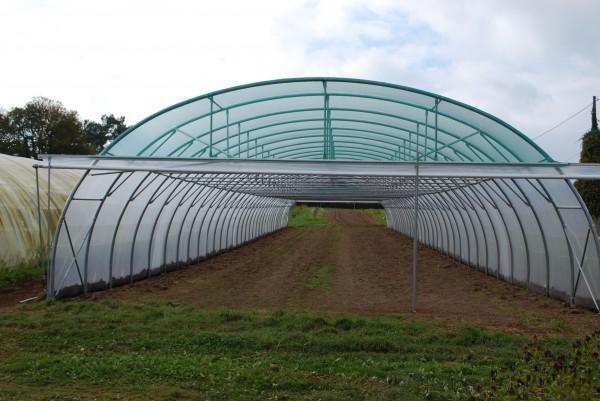 Sodiser serres plastiques et arrosage pour les for Serre de jardin richel